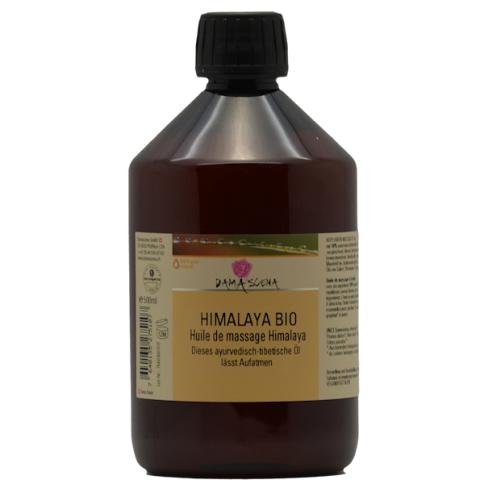Himalaya Massageöl BIO 500ml