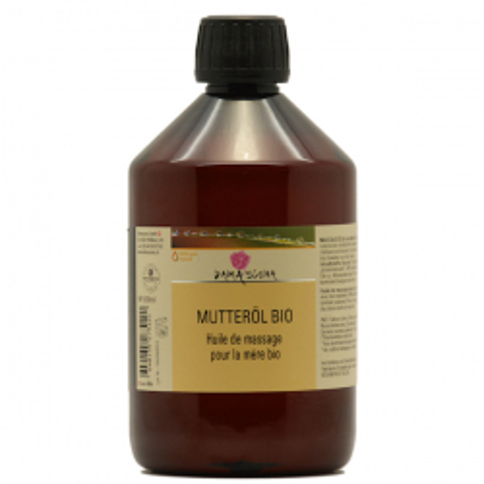 Mutteröl BIO 500ml - Massageöl