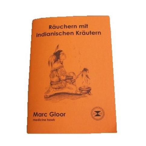 Buch: Räuchern mit Indianischen Kräutern