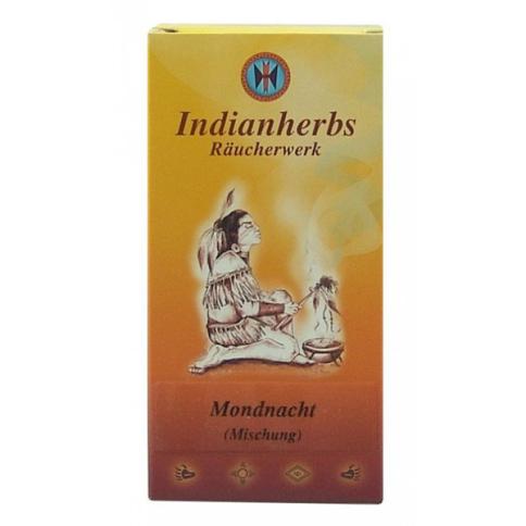 Indianherbs Räucherkräuter Mondnacht