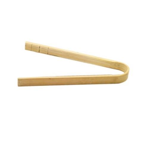 Räucherkohlenzange Bambus