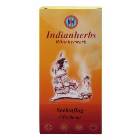 Indianherbs Räucherkräuter Seelenflug
