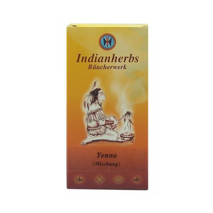 Indianherbs Räucherkräuter Yenno
