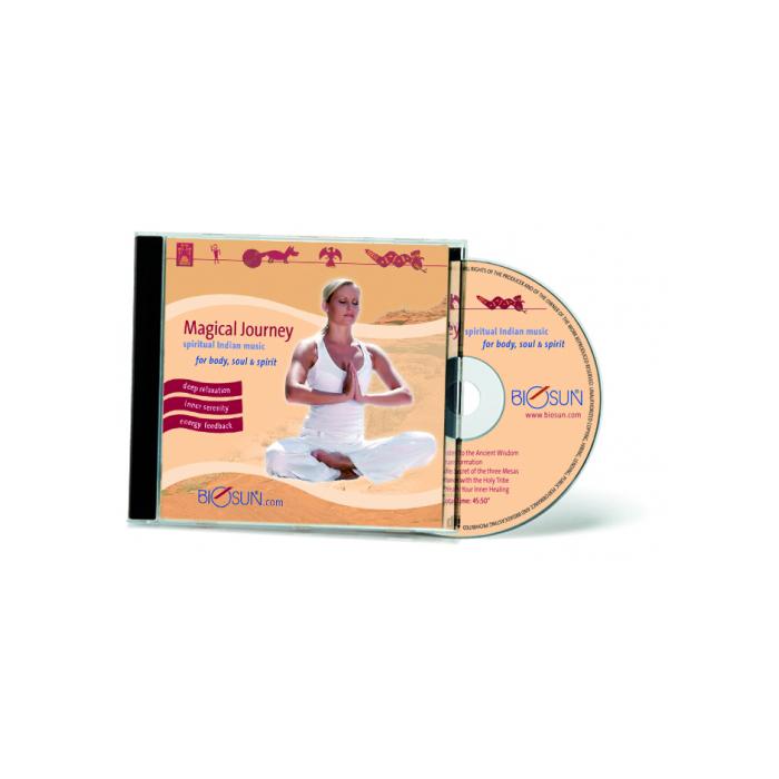 Magical Journey - Wohlfühlmusik CD