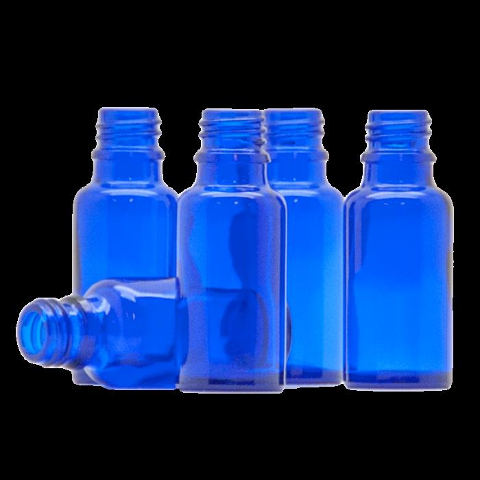 Blauglas ohne Verschluss 20ml