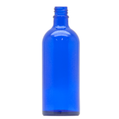 Blauglas ohne Verschluss 100ml
