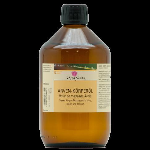 Arven Körperöl BIO 500ml - Massageöl
