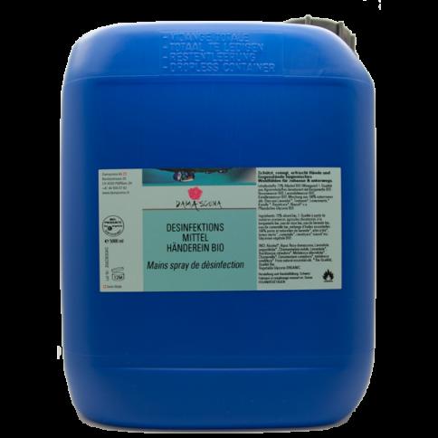 Desinfektionsmittel Händerein BIO 5000ml - Schutzspray