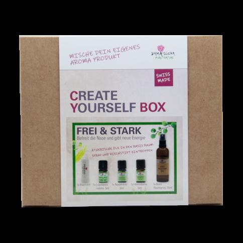 Create Yourself Box - Frei & Stark