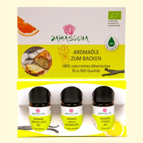 Aromaset zum Backen - Aromaküche