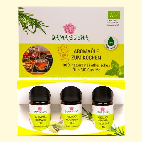 Aromaset zum Kochen - Aromaküche
