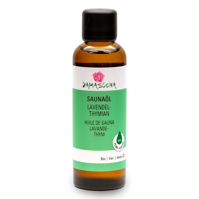 Lavendel-Thymian Saunaöl Bio