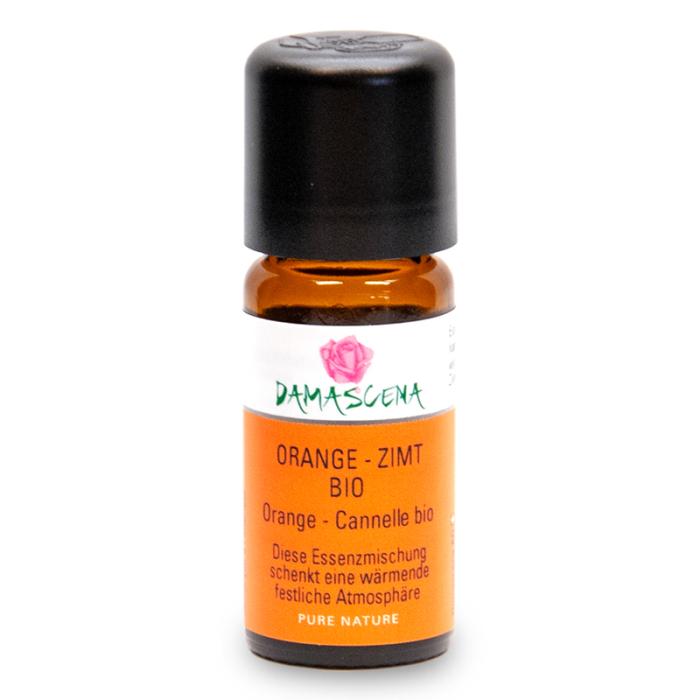 Orange - Zimt Essenzmischung - ätherisches Öl
