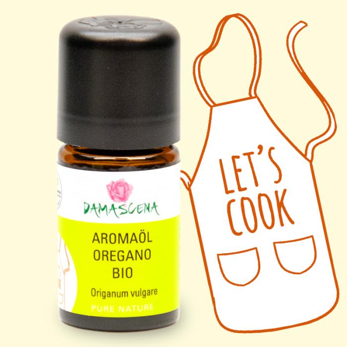 Oregano BIO Aromaöl - Aromaküche