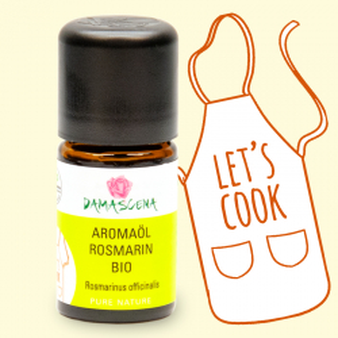 Rosmarin BIO Aromaöl - Aromaküche