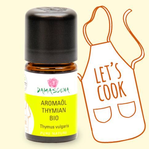 Thymian BIO Aromaöl - Aromaküche