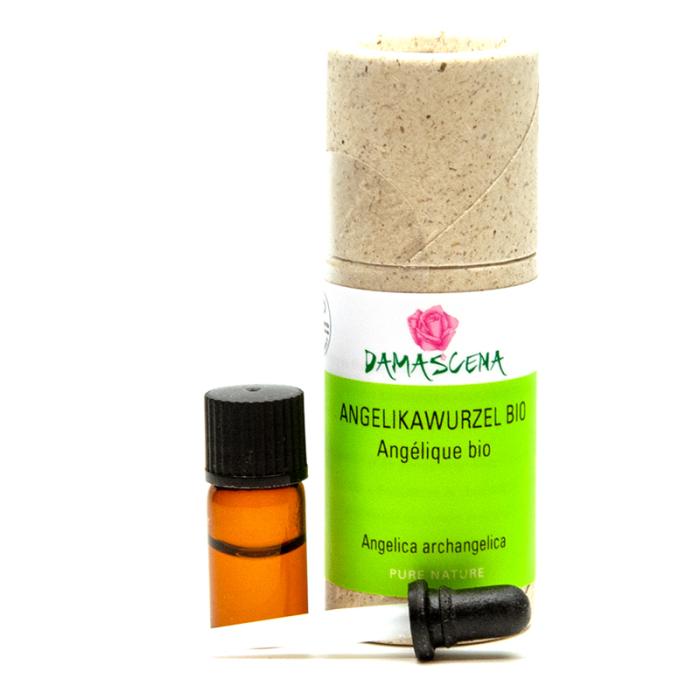 Angelikawurzel BIO 1ml  - ätherisches Öl