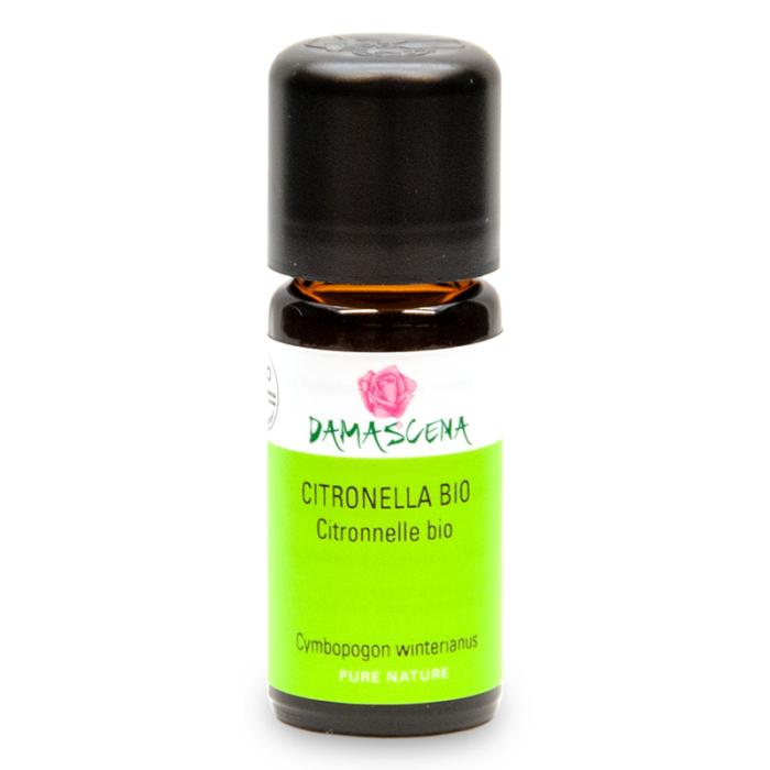 Citronella BIO - ätherisches Öl