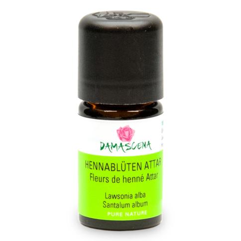 Hennablüten-Attar - ätherisches Öl