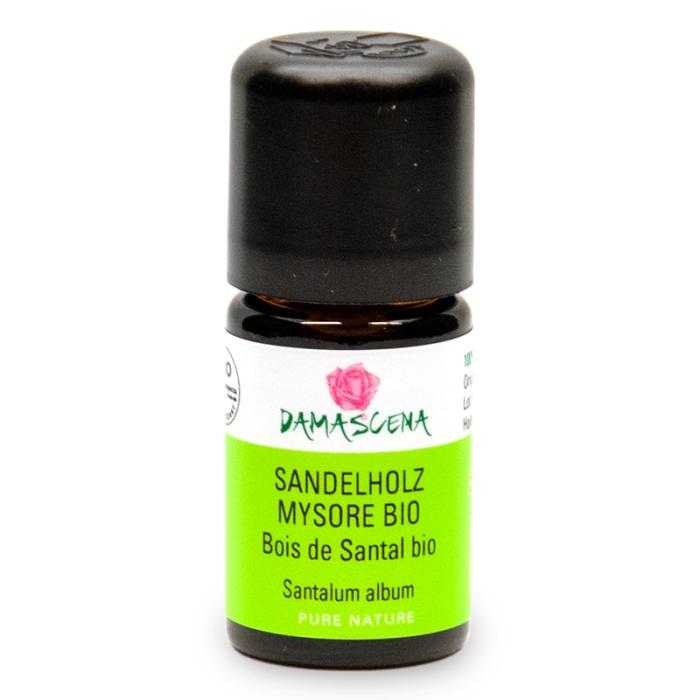 Sandelholz Mysore Bio - ätherisches Öl