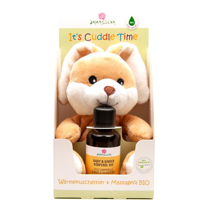 It's Cuddle Time Hase Geschenkset