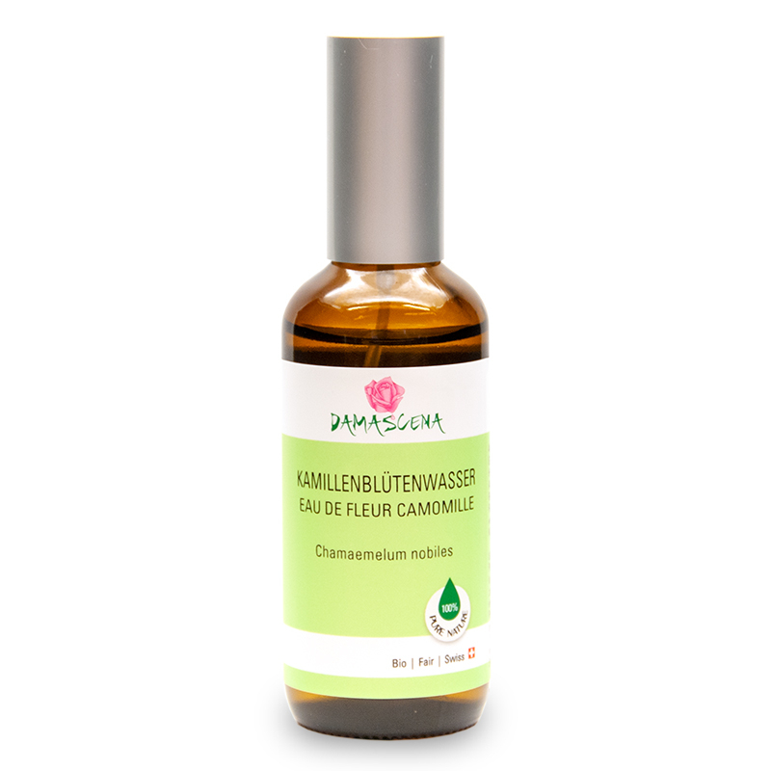Kamillenblütenwasser BIO 100ml - Pflanzenwasser | Hydrolat