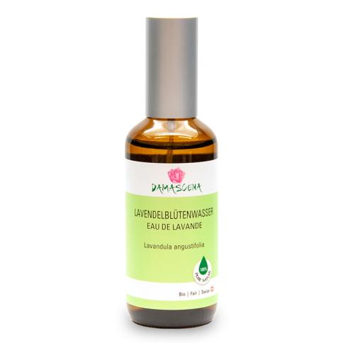 Lavendelblütenwasser BIO 100ml - Pflanzenwasser | Hydrolat
