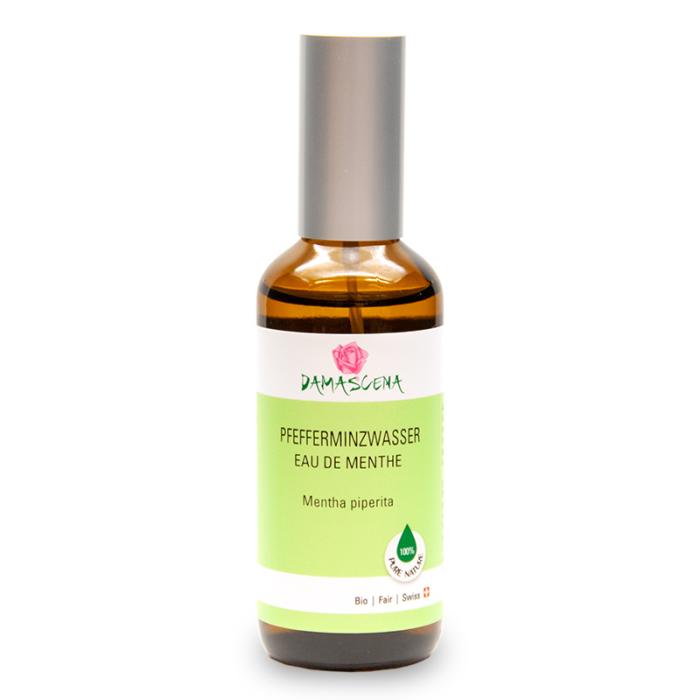 Pfefferminzwasser BIO 100ml - Pflanzenwasser   Hydrolat
