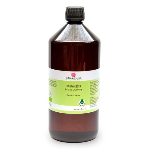 Hanfwasser - Hanfhydrolat