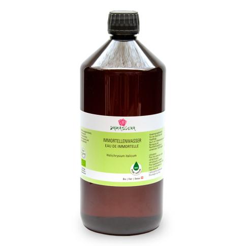 Immortellewasser BIO 1000ml - Pflanzenwasser | Hydrolat