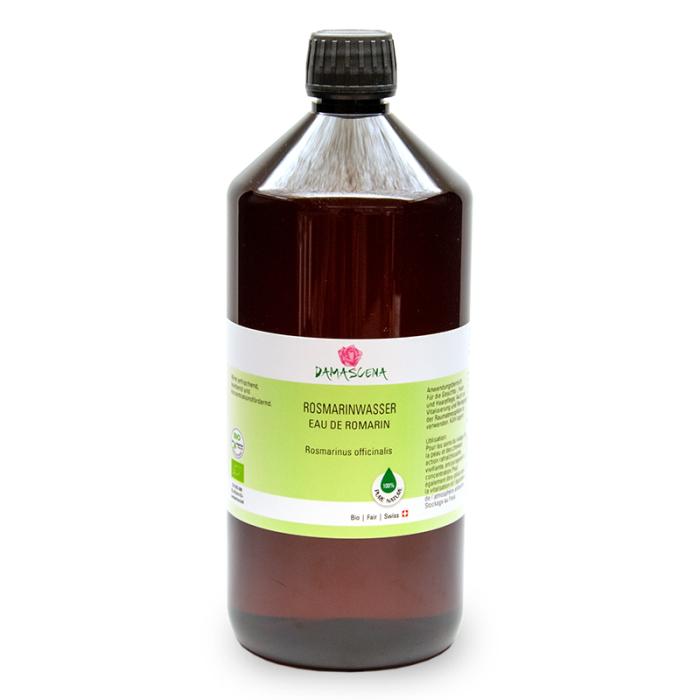 Rosmarinwasser BIO 1000ml - Pflanzenwasser | Hydrolat