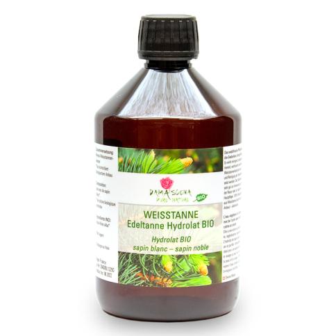 Weisstannenwasser (Edeltanne) BIO 500ml - Pflanzenwasser | Hydrolat