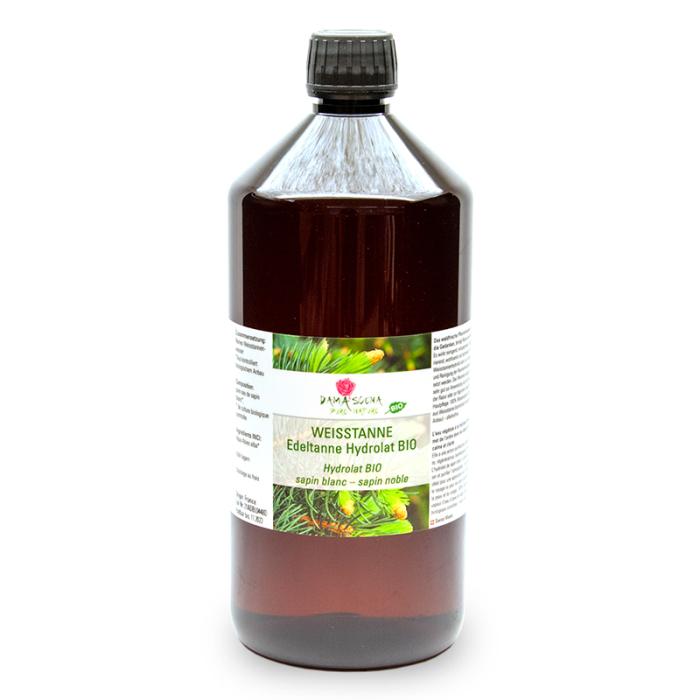 Weisstannenwasser (Edeltanne) BIO 1000ml - Pflanzenwasser | Hydrolat