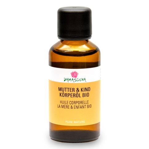 Mutter- & Kindöl BIO 50ml - Massageöl
