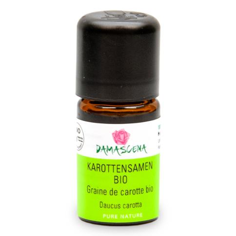 Karottensamen BIO - ätherisches Öl