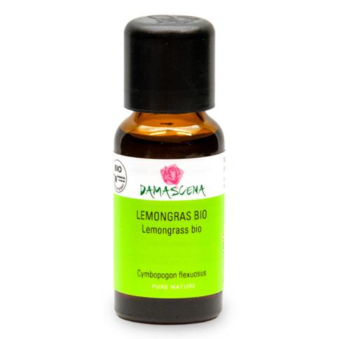 Lemongras BIO - ätherisches Öl