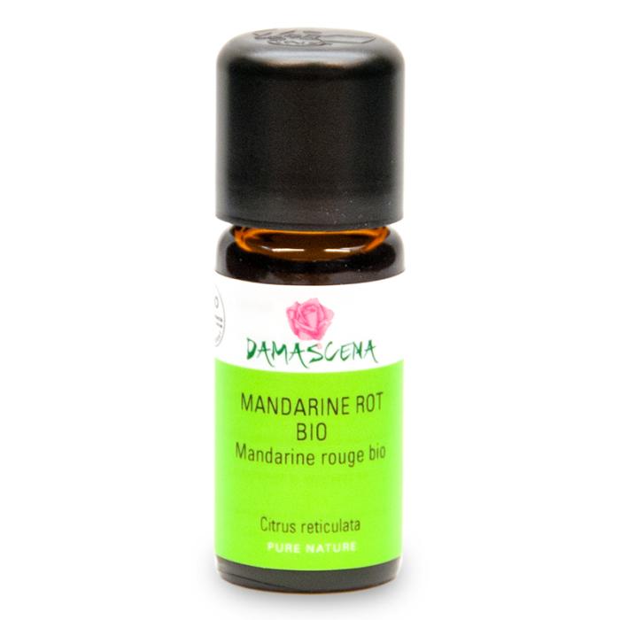 Mandarine rot BIO - ätherische Öle