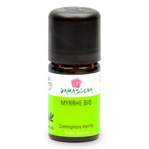 Myrrhe BIO - ätherisches Öl