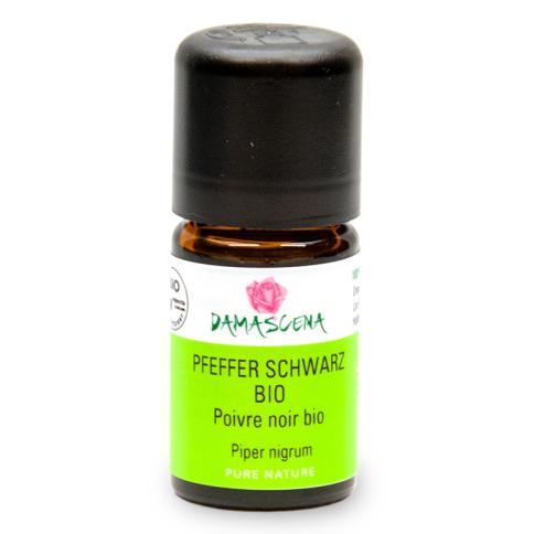 Pfeffer schwarz BIO - ätherisches Öl