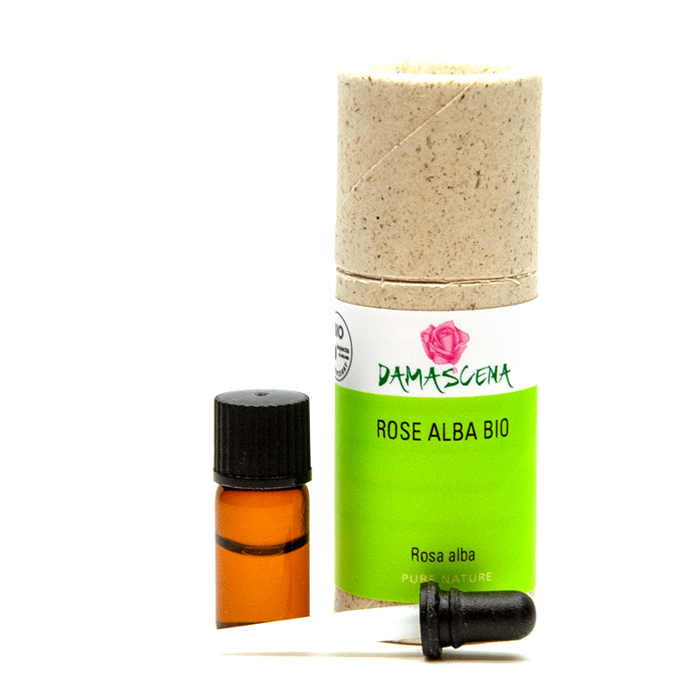 Rose Alba BIO - ätherisches Öl
