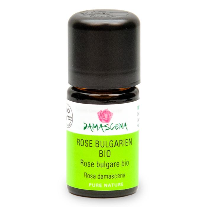 Rosenöl bulgarisch BIO 5ml - ätherisches Öl