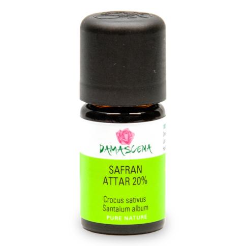 Safran-Attar 20% - ätherisches Öl