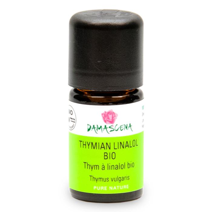 Thymian Linalol BIO - ätherisches Öl