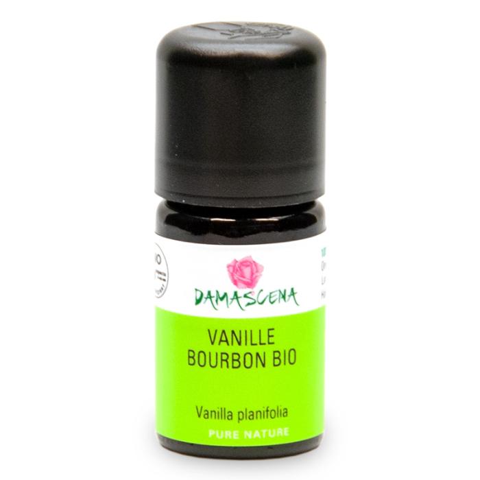 Vanille Bourbon BIO - ätherisches Öl