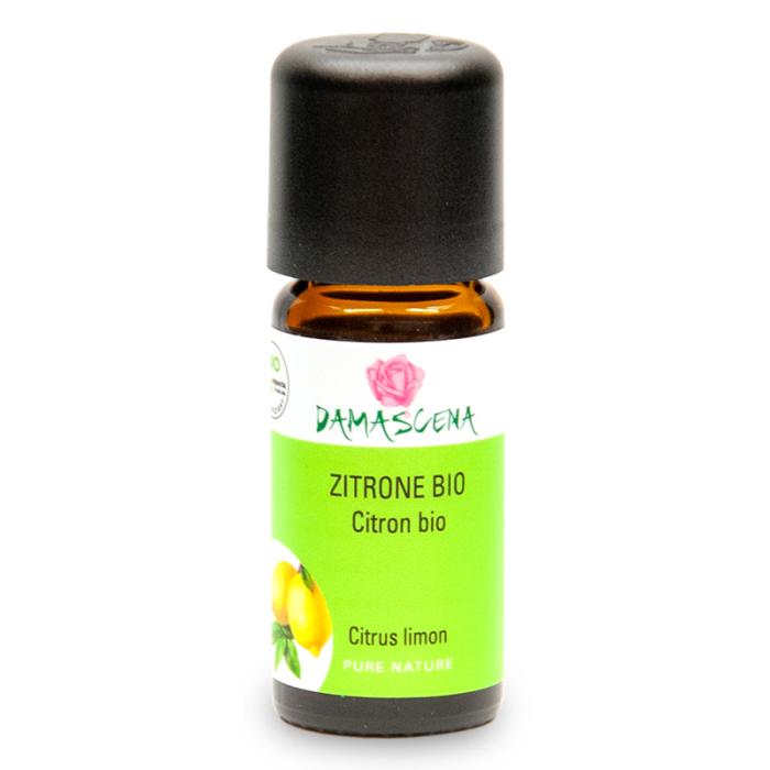 Zitrone BIO 10ml - ätherisches Öl