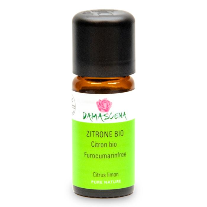 Zitrone furocumarinfrei BIO - ätherisches Öl