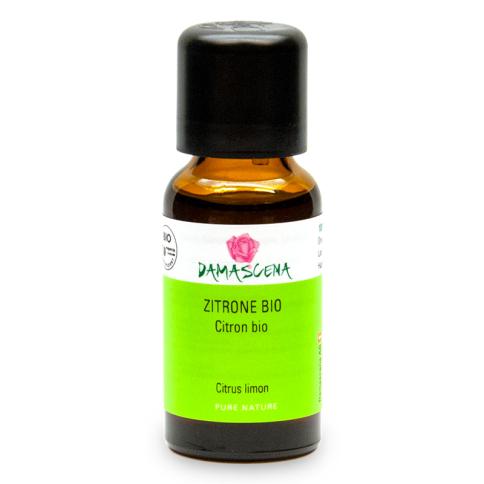Zitrone BIO - ätherisches Öl