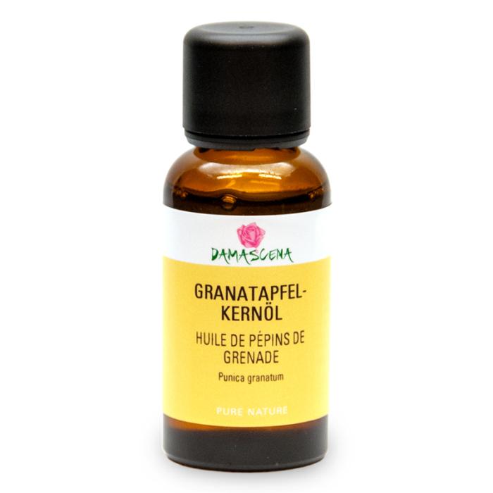 Granatapfelkernöl BIO 30ml - Pflege- und Basisöl