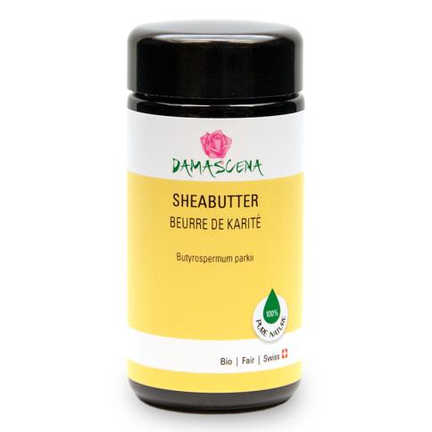 Sheabutter / Karitébutter BIO 100 - Pflege- und Basisöl