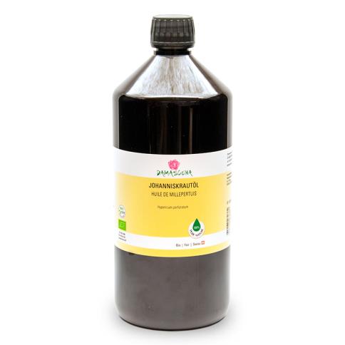 Johanniskrautöl BIO 1000ml - Pflege- und Basisöl